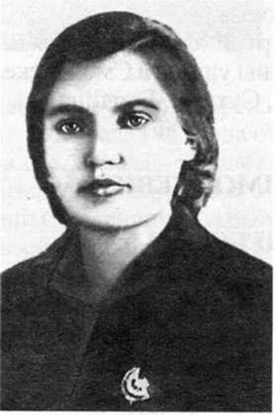 Матрена Исаевна Вольская