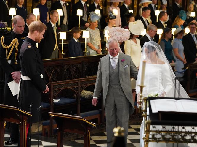 Фото №2 - Вопрос с подвохом: почему Меган не сделала Кейт подружкой невесты на своей свадьбе