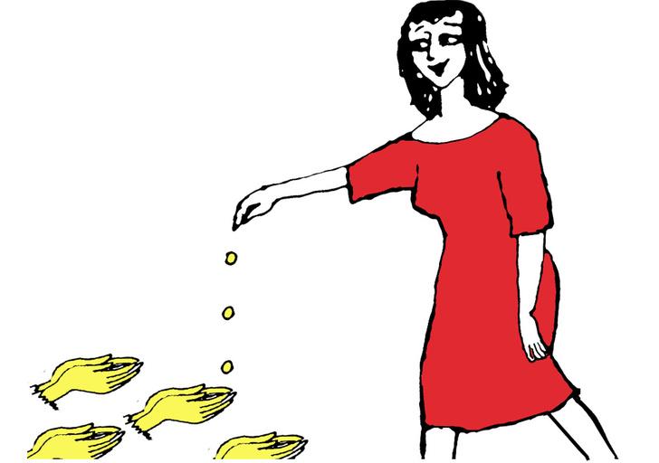 Фото №8 - Симптомы будущей жены: какими качествами должна обладать твоя будущая избранница?