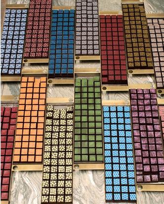 Фото №3 - Шоколадная фабрика: кондитерская Compartes по дизайну Келли Уэстлер