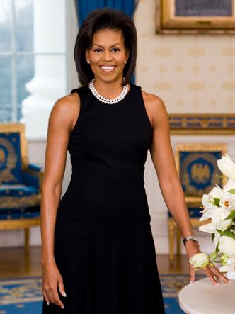 Фото №6 - Время Первых леди: какие часы носят жены президентов США