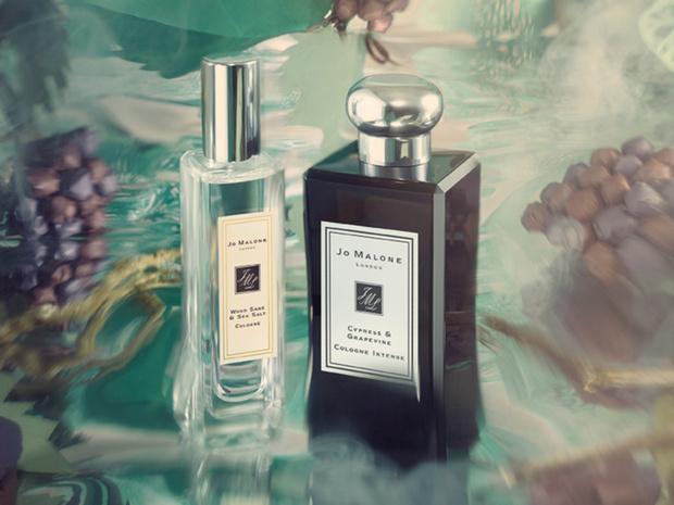 Фото №1 - Ароматы дня: Fig & Lotus Flower и Cypress & Grapevine от Jo Malone Lost In Wonder