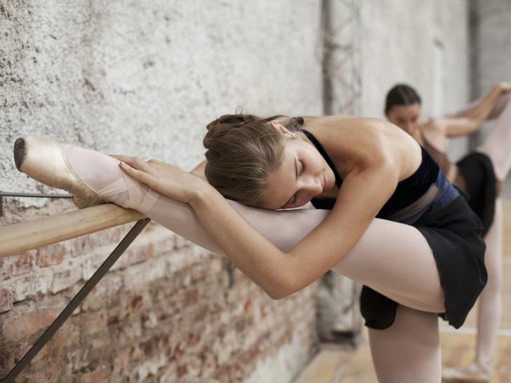 Фото №1 - «Балерины не едят пирожных» и другие мифы о балете глазами фотографа
