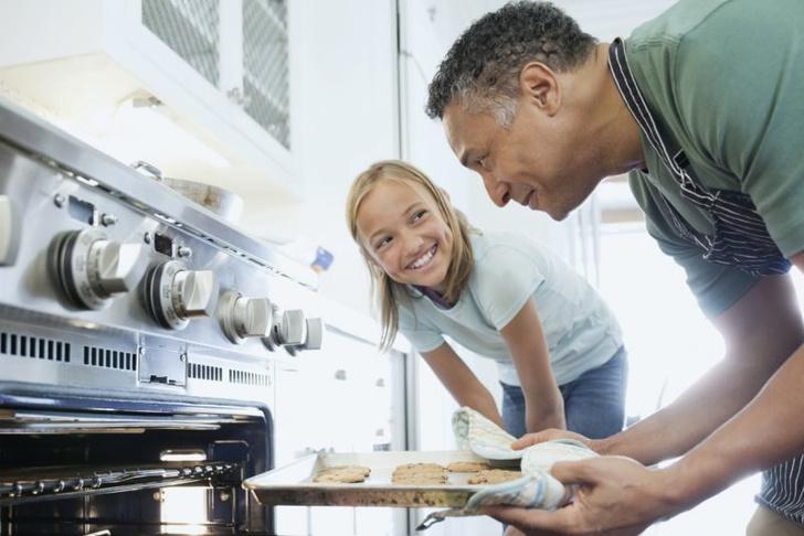 Фото №4 - Чем заняться с малышом на кухне