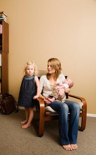 Фото №1 - Когда единственный ребенок становится старшим: проблемы и решения