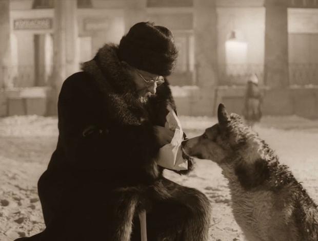 Собачье сердце фильм