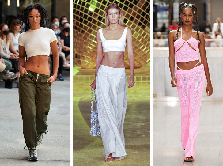 Фото №3 - Тренды весны и лета 2022 с Недели моды в Нью-Йорке