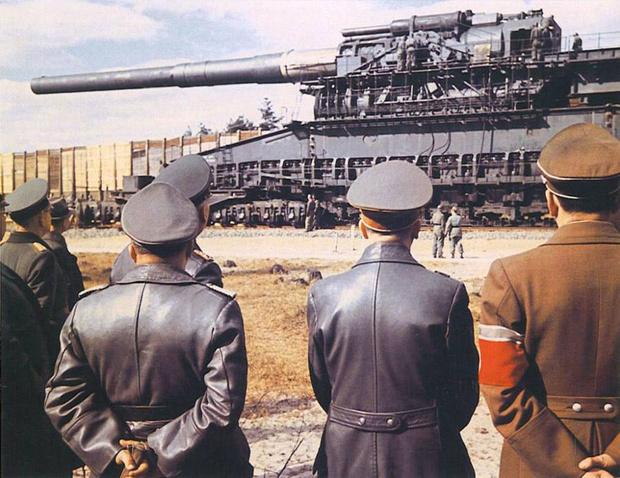 Фото №6 - 22 завораживающих цветных фото Второй мировой