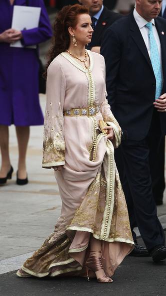 Фото №12 - Принцы, королевы, султаны: как выглядели монаршие гости свадьбы Кейт и Уильяма