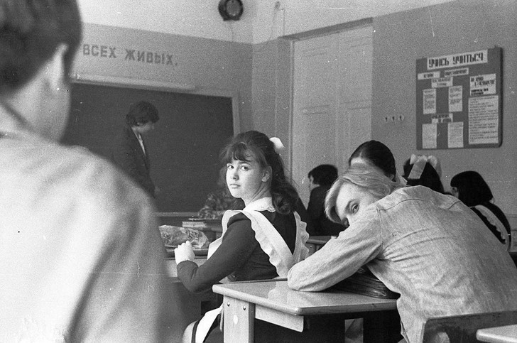 Фото №9 - 15 лучших вещей, которые были в школе конца XX века