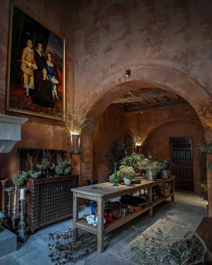 Фото №12 - Возрождение тысячелетнего поместья Рескьо в Умбрии