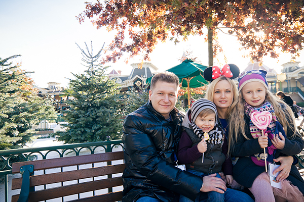 Фото №3 - Победители нашего юбилейного конкурса отправились в Disneyland Париж