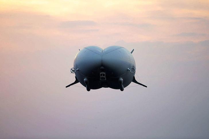 Фото №3 - Самое экологичное воздушное судно в мире удивило дизайном