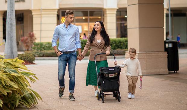 Фото №1 - Инстамама Ксения Секиро: «Общаемся с ребенком, как с гостем»