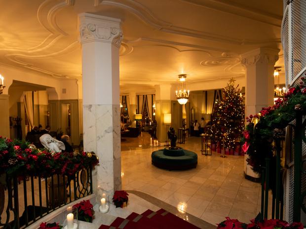 Фото №4 - Новый год в отеле «Астория»: праздник, который мы заслужили