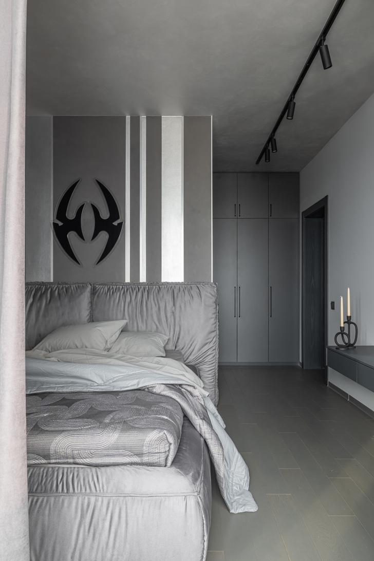 Фото №6 - Монохромная квартира для блогера в Екатеринбурге