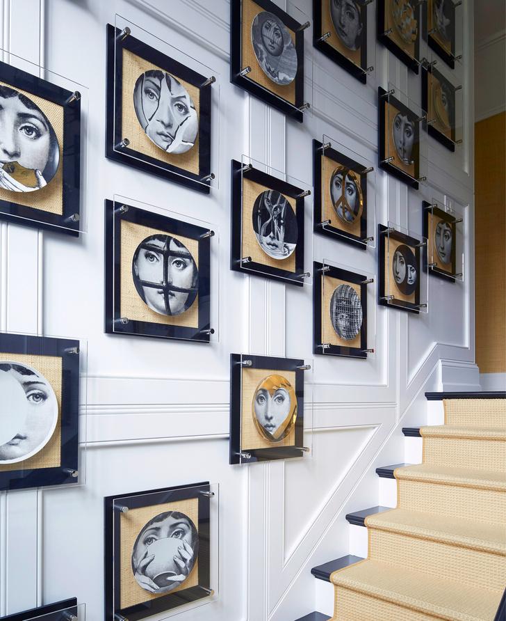Фото №1 - Вопросы читателей: чем украсить лестницу