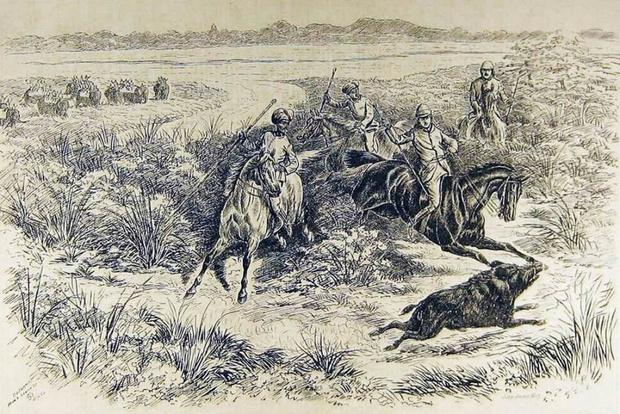 Фото №5 - Калека-вояка. Бравая биография генерала Адриана Картона де Виарта