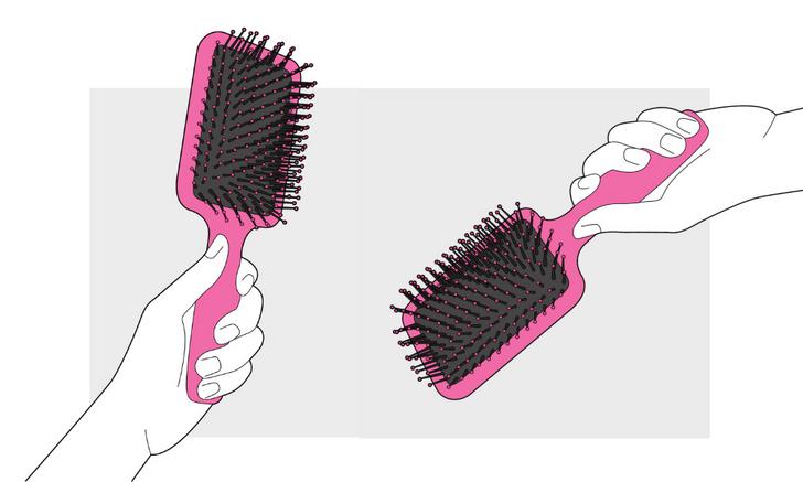 Фото №1 - Как правильно чистить расческу