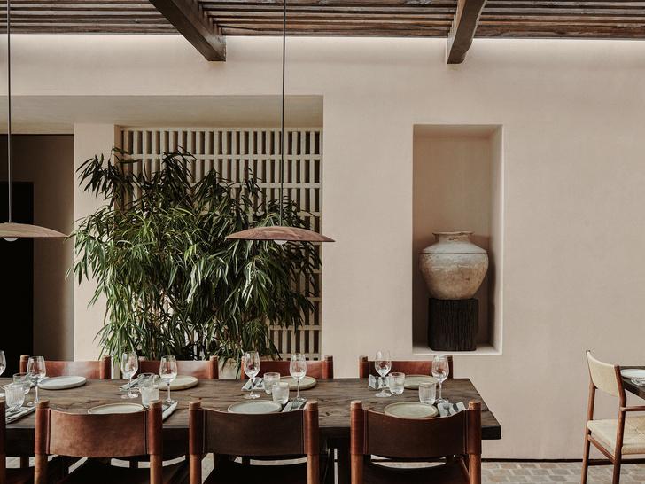 Фото №4 - Ресторан Nōema на греческом острове Миконос