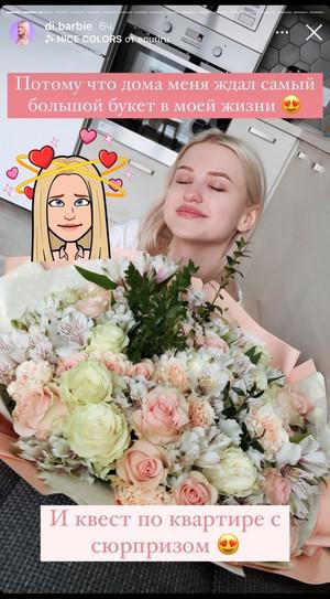 Фото №1 - Мир Барби: что подарили Диане Астер на день рождения 😍
