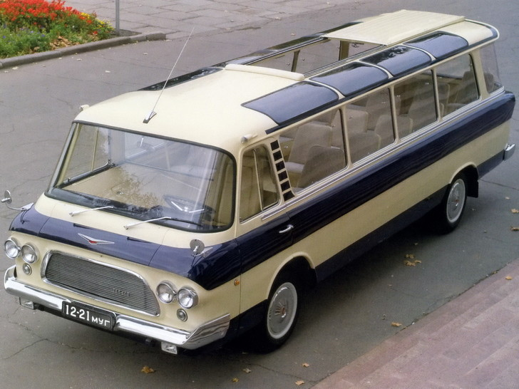 Фото №3 - 5 советских машин, заслуживших признание за рубежом