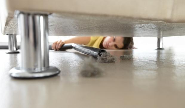 Фото №1 - 7 мест в доме, где забывают убрать даже чистюли