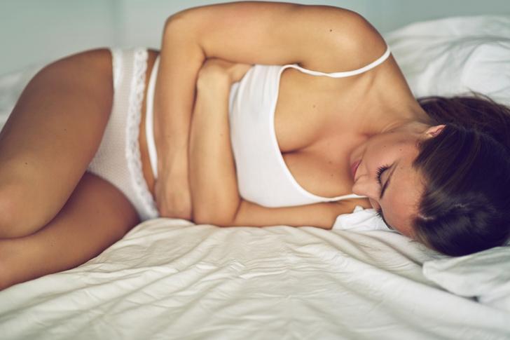 Фото №5 - Не критично! Как справиться с болью и недомоганием во время месячных