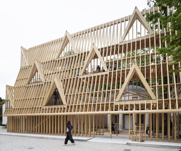 Фото №16 - Архитектурная биеннале в Венеции: как архитектура спасает мир