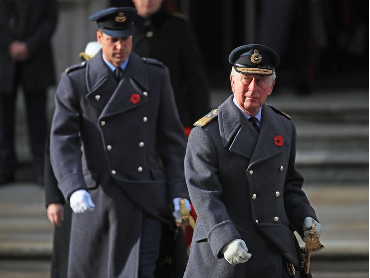 Фото №2 - В новом статусе: какие титулы получит принц Уильям, когда его отец станет королем