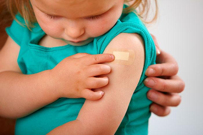 Фото №1 - Прививка от гемофильной инфекции