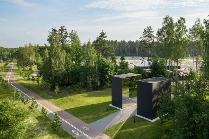 Фото №2 - «Парк Малевича»: новое место отдыха под Одинцово