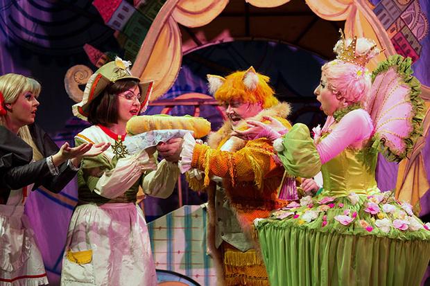 Фото №3 - Театр Наталии Сац приглашает на грандиозный праздник