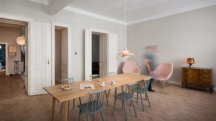 Фото №3 - Квартира для пары велосипедистов в Вене