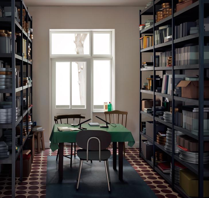 Фото №2 - Выставка фотографа Томаса Деманда «Зеркало без памяти» в музее Гараж
