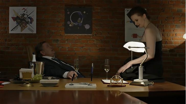 Фото №1 - Короткометражка недели: «Проценты» (триллер, 2017, Россия, 18:12)