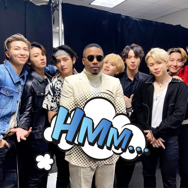 Фото №1 - 7 коллабораций, о которых мечтают фанаты BTS 😍