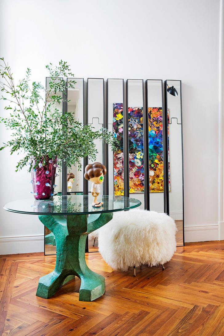 Фото №4 - Квартира для ценителей искусства в Мадриде