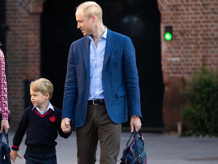 Фото №2 - Когда принц Джордж узнал, что ему предстоит стать королем