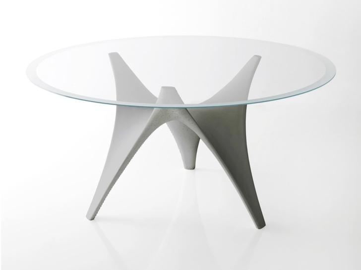 Фото №4 - ТОП-10: столы на скульптурном основании