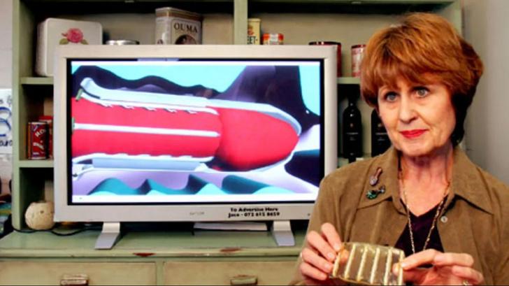 Фото №1 - «Если бы у меня там были зубы…»: как был создан, но так и не поступил в продажу женский презерватив-капкан