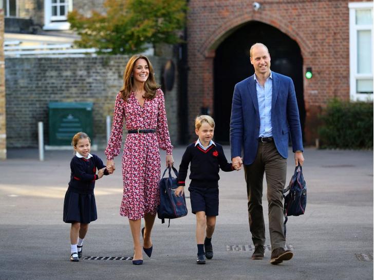 Фото №4 - Смутное будущее: почему Кейт и Уильям беспокоятся за судьбу Джорджа