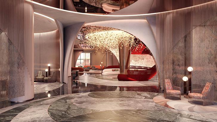 Фото №3 - В ЖК «Поклонная, 9» откроется первый в Москве отель сети SO/