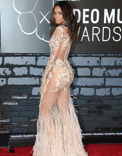 Сиара (Ciara) на MTV VMA 2013