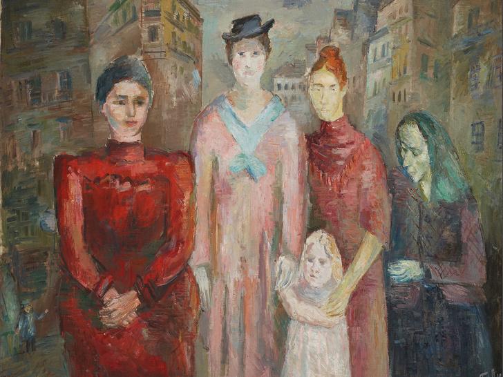 Фото №3 - «Роберт Фальк»: выставка в Третьяковской галерее, которую нельзя пропустить