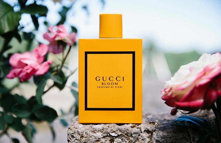 Фото №1 - Держу солнце в руках: новый аромат Gucci Bloom