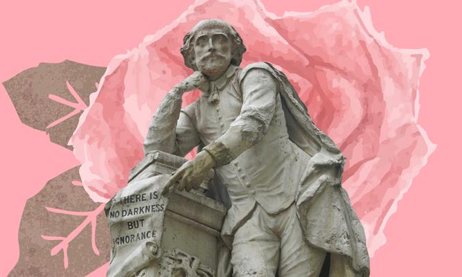 Фото №1 - Quiz: Сможешь ли ты отличить, какие факты про Уильяма Шекспира— ложь?