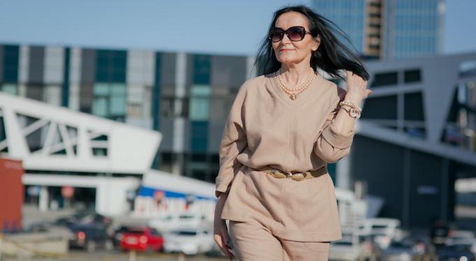 «Возраст стилю не помеха»: как я стала модным блогером в 63 года