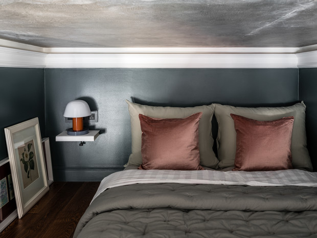 Фото №9 - Квартира 26 м² со спальней на антресоли