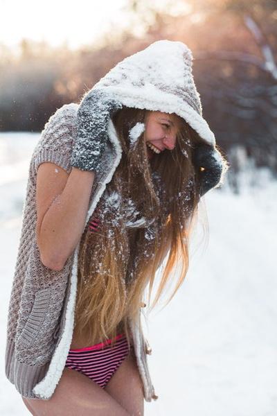 Фото №12 - Снежные красавицы Омска